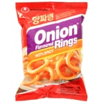 Nongshim Hot & Spicy Onion Rings 40g