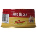 King Oscar Cod Liver in Oil 190g