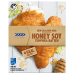 Sealord Honey Soy Fillets with Tempua Batter 4pk