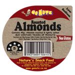 Gonutz Roasted Almonds 45g
