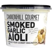 Cannonhill Gourmet Smoked Garlic Aioli 240g