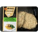 Brinks Garlic & Herb Schnitzel 240g