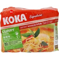 Koka Signature Curry Soup Instant Noodles 425g