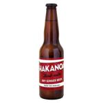 Hakanoa Handmade Dry Ginger Beer 330ml