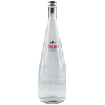 Evian Mineral Water Glass Bottle 750ml