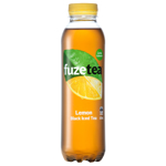 Fuze Lemon Black Iced Tea 500ml