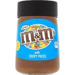 Mars M&Ms Crispy Chocolate Spread 350g