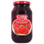 Craig's Raspberry Jam 660g