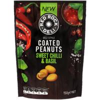 Bluebird Sweet Chilli & Basil Coated Peanuts 150g