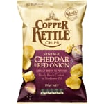 Bluebird Vintage Cheddar & Red Onion Potato Chips 150g