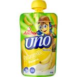 Anchor Uno Squeezie Smooth Banana Yoghurt 100g