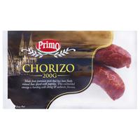 Primo Smallgoods Chorizo Sausage 200g