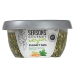 Seasons Basil & Cashew with Lime Chunky Dips 140g
