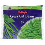 Talley's Cross Cut Beans 1kg