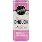 Remedy Raspberry Lemonade Organic Kombucha 250ml