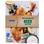 Sealord Hoki Beer Battered 440g