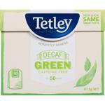 Tetley Honestly Serene Decaf Green Tea Bags 50ea