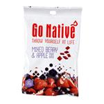 Go Native Mixd Berry Apple Fruit Bites 30g
