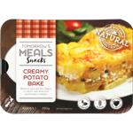 Tomorrows Meals Creamy Potato Bake Snack 250g