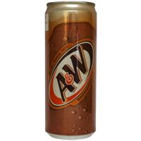 A&W Sarsparilla Drink 330ml