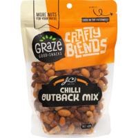 Graze Crafty Blends Chilli Outback Mix 400g