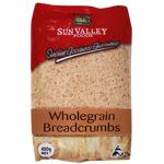 Sun Valley Foods Wholegrain Bread Crumbs 400g