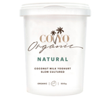 Co Yo Dairy Free Natural Organic Coconut Yoghurt Alternative 500g