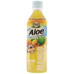 Pure Plus Mango Aloe Vera Drink 500ml