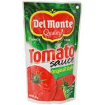 Del Monte Tomato Sauce Original Style 200g