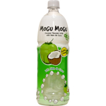 Mogu Mogu Coconut Flavoured Drink With Nate De Coco 1l