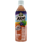 Pure Plus Blueberry Premium Aloe Vera Drink 500ml
