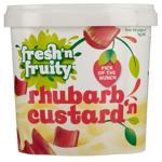 Fresh'n Fruity Rhubarb 'n Custard Yoghurt 1kg