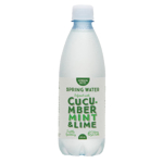 Green & Co Cucumber Mint & Lime Spring Water 500ml