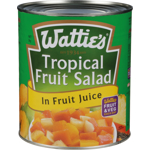 Wattie's Tropical Fruit Salad In Fruit Juice 3kg