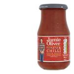 Jamie Oliver Pasta Sauce Tomato & Chilli 400g