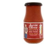 Jamie Oliver Pasta Sauce Italian Red Wine 400g