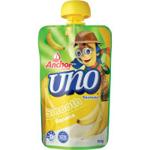 Anchor Uno Smooth Yoghurt Pouch Banana 100g