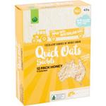 Countdown Oats Honey 420g (35g x 12pk)