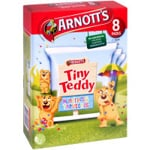 Arnott's Arnotts Tiny Teddy Biscuits 100s & 1000s 184g (23g x 8pk)