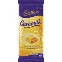 Cadbury Chocolate Block Caramilk 180g