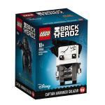 LEGO Disney Brickheadz Captain Armando Salazon 10 41594