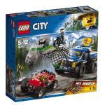 LEGO City Dirt Road Pursuit 60172