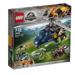LEGO Jurassic World Blue\'s Helicopter Pursuit 75928