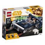 LEGO Star Wars Han Solo\'s Landspeeder 75209