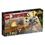 LEGO Ninjago Movie Flying Jelly Sub 70610