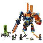 LEGO Nexo Knights Tech Wizard Showdown 72004
