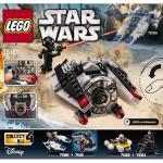 LEGO Star Wars MicrofighterTIE Stricker 75161
