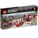 LEGO Speed Champions Ferrari Garage Ultimate 75889