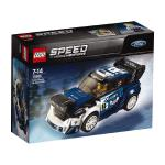 LEGO Speed Champions Ford Fiesta Msport WRC 75885