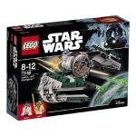 LEGO Star Wars Yoda\'s Jedi Starfighter 75168